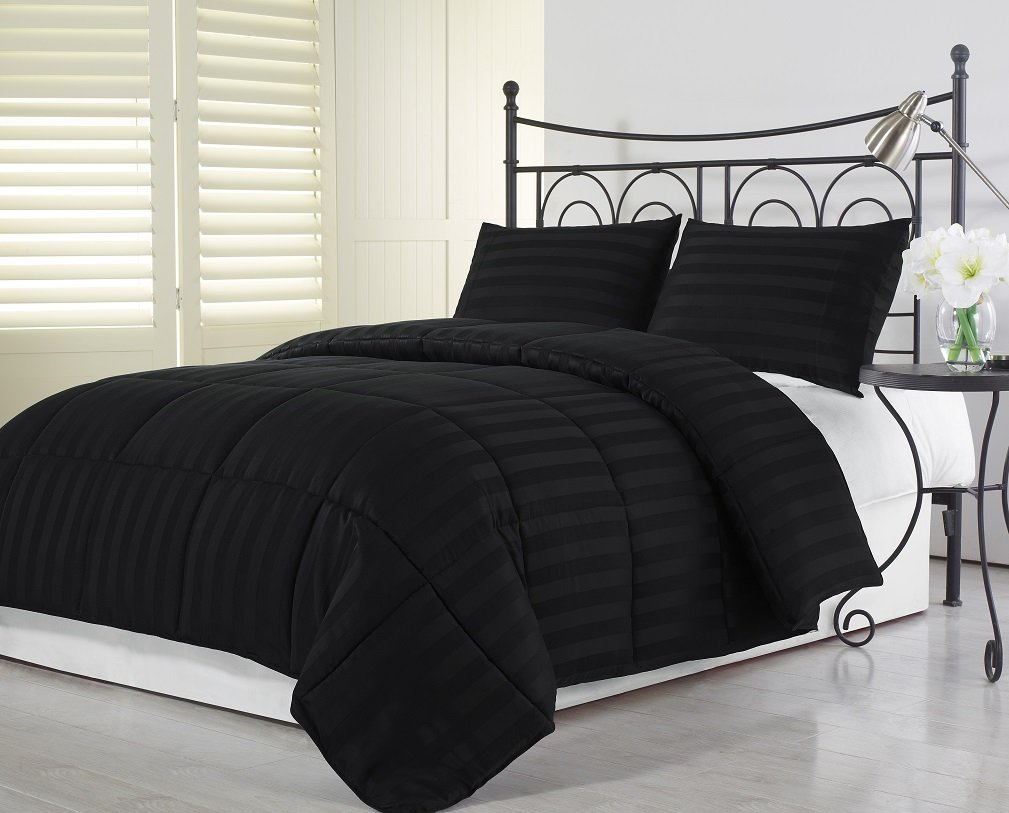 twin down gray charcoal org comforter xl ruffle set