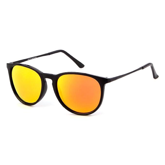3fb8099ccf9 Polarized Sunglasses for Women Vintage Round Erika Retro Style Glasses