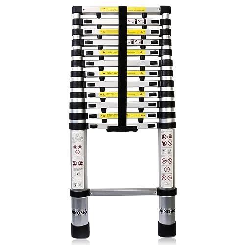 Spear And Jackson 3 8m Telescopic Ladder Mk Ii Amazon Co