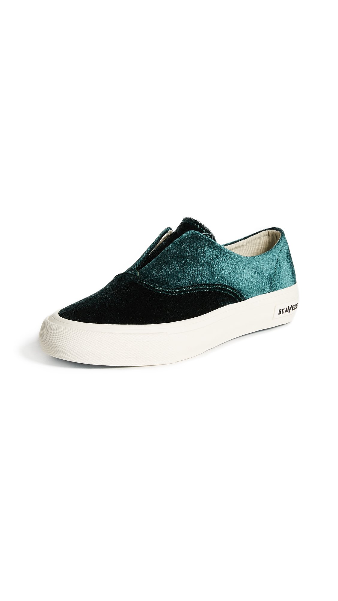 SeaVees Women's Sunset Strip Sneakers, Dark Eden, 11 B(M) US