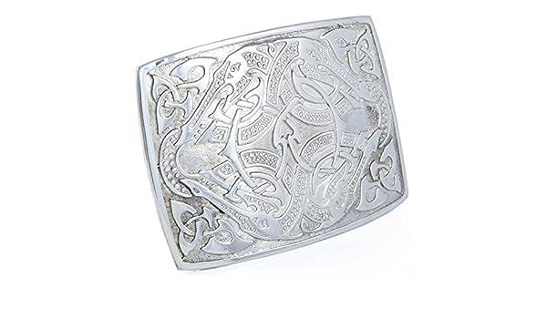 Kilts Wi Hae Pulido diseño de símbolo celta de peltre serpiente ...