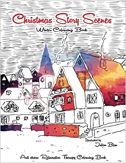 Christmas Story Scenes