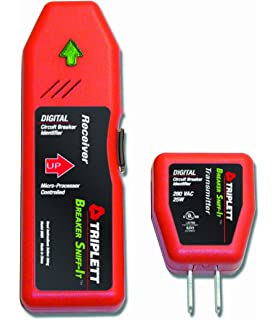Triplett Fox & Hound HotWire 3388 Live Wire Circuit Tracing Kit with ...