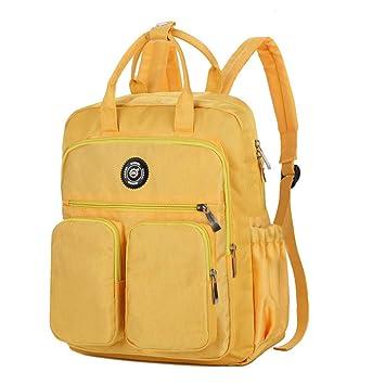 e7e79d09e38c Amazon.com: MAMaiuh Women Waterproof Backpack Outdoor Bag School ...