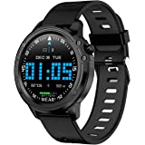 Leotec LESW08K Smart Watch Armbanduhr: Amazon.es: Electrónica