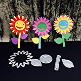 2018 Newest Serendipity Metal Die Cutting Dies Handmade Stencils Template Embossing for Card Scrapbooking Craft Paper Decor by E-Scenery (F)