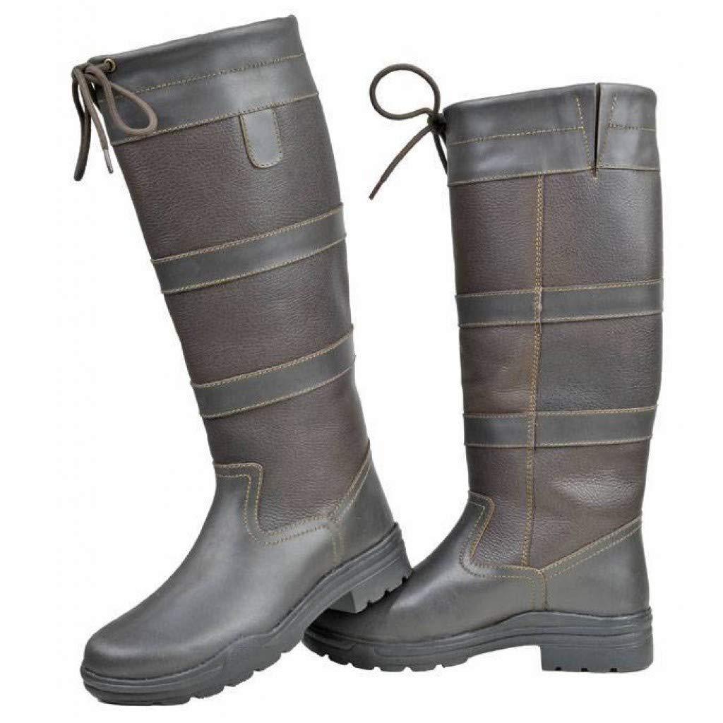 HKM Stiefel Belmont Winter, Größe:39 Farbe:2100 dunkelbraun, Größe:39 Winter, - f35a87
