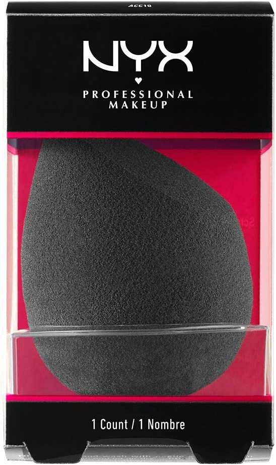 NYX Professional Makeup Esponja Perfeccionadora Flawless Finish Blending Sponge: Amazon.es: Deportes y aire libre
