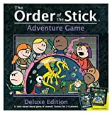 Ape Games Order of The Stick Adventure Game: The Dungeon of Durokan Deluxe Edition