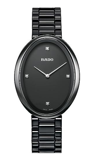 Rado – Reloj de pulsera analógico para mujer con mecanismo de cerámica 277.0093.3.071