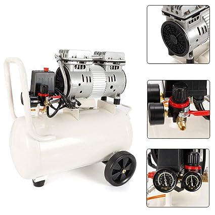 Compresor de aire eléctrica bomba de aire 12L 680 W