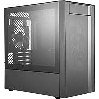 Cooler Master NR400 Mid Tower Gaming Case - Zwart USB 3.0, MCB-NR400-KG5N-S00