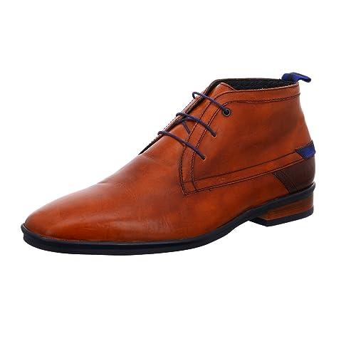 Para Hombre Marrón 11 Van De Bommel Zapatos Talla Color Cordones wWqPg1