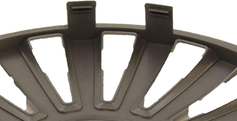 UKB4C 4 x Wheel Trims Lux Hub Caps 16 Covers fits Dacia Sandero