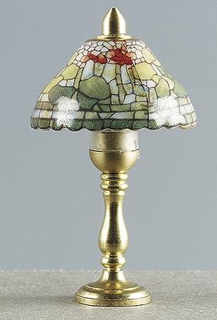 Kahlert 10.463 luz - Muñeca Mini Accesorios - Lámpara de Mesa de ...