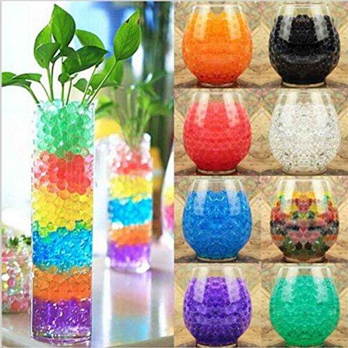 Chic 50 Bags 100 120pcs Balls Water Beads Crystal Gel Water