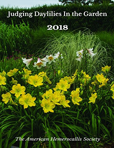 Judging Daylilies in the Garden