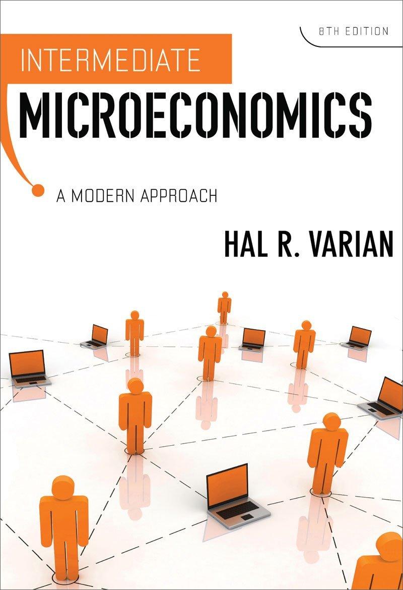 Intermediate Microeconomics: A Modern Approach: Amazon.co.uk: Hal R.  Varian: 9780393934243: Books
