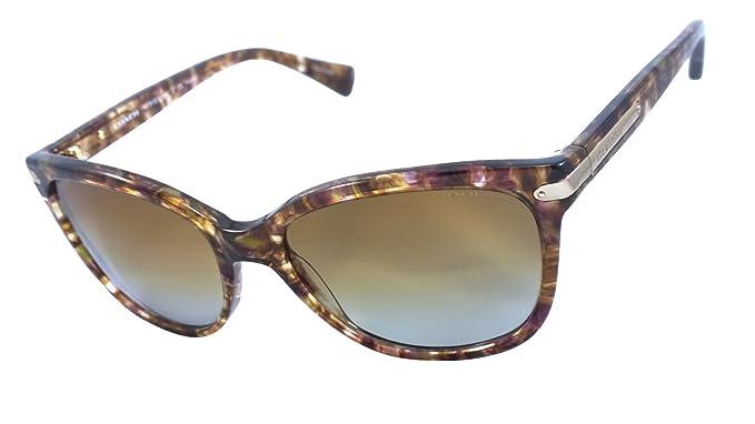 eed7227df7 ... best coach hc8132 l109 100 authentic womens polarized sunglasses  confetti light brown 0f64d 5c87d
