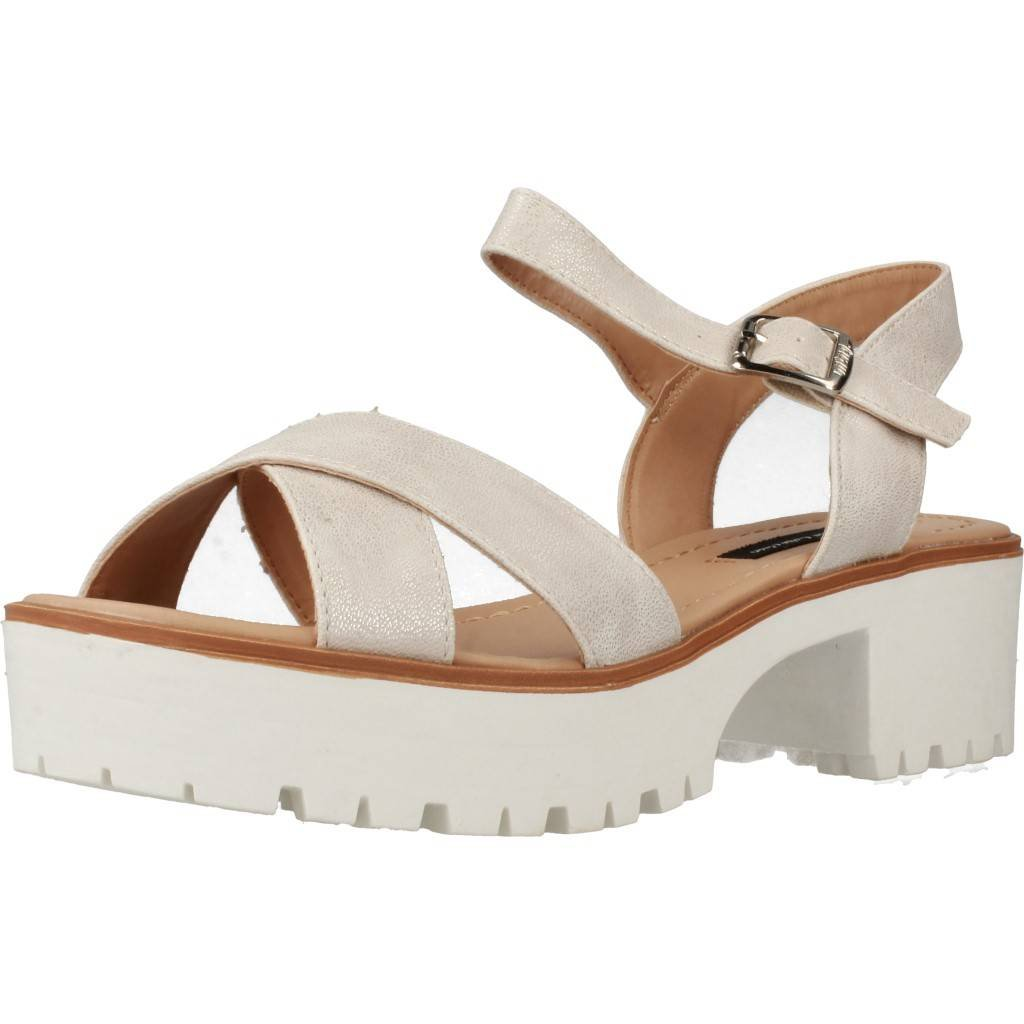 da9fe2ca373a MTNG Women s s New Plex Platform Sandals  Amazon.co.uk  Shoes   Bags