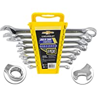 Chave Combinada 8 Pc 6a19mm Rack Gm Chevrolet Chave Combinada 8 Pc 6a19mm Rack Gm Cor: Prata.