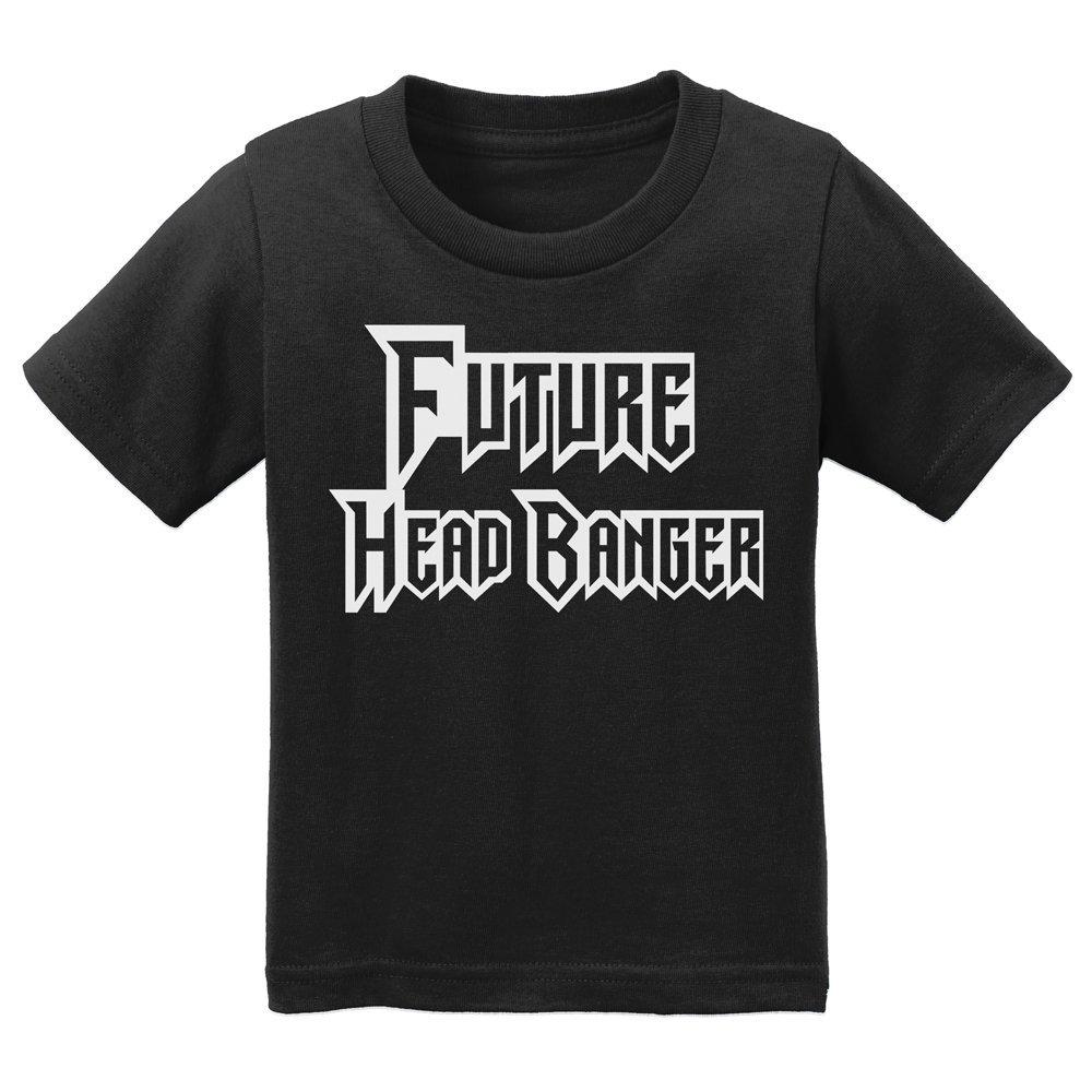 Future Head Banger infant Toddler Tee black 4T