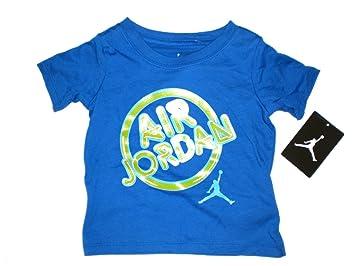 289f551ce89 Amazon.com: Nike Air Jordan Baby T-Shirt, Size 12 Months: Baby