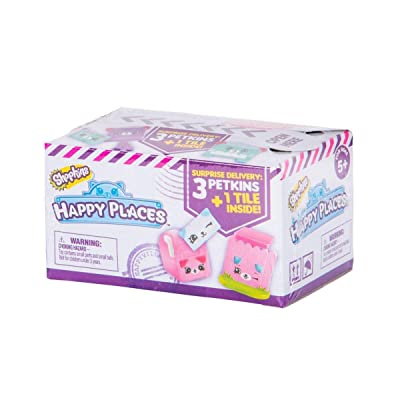 Happy Places Shopkins - Surprise Delivery Series 2: Toys & Games