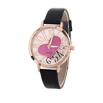 sportsmanship Women Pattern Quartz Watch Leather Strap Belt Table WatchHorloges Vrouwen Ladies Watches Casual reloj Mujer