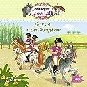 Ein Esel in der Ponyshow (Leo & Lolli 4) Hörbuch von Julia Boehme Gesprochen von: Ina Gercke