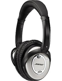 ad52b52ab04 Amazon.com: Bose QuietComfort 3 Acoustic Noise Cancelling Headphones ...