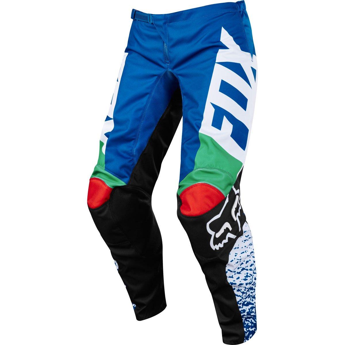 2018 Fox Racing Womens 180 Pants-Blue-6