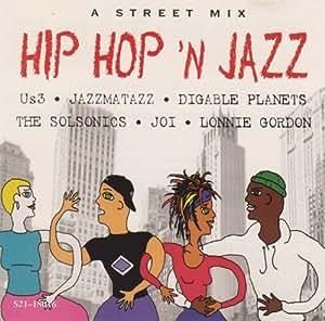 Us3, Digable Planets, Jazzmatazz, Solsonics, Joi, Lonnie ...