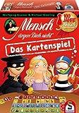 Schmidt Spiele 75020 German Version Mensch Aergere Dich nicht Card Game