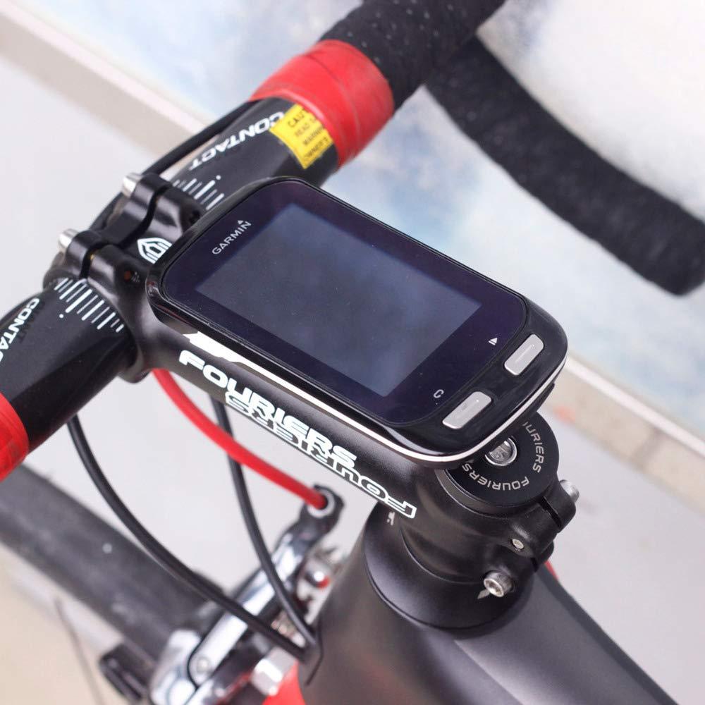 Adjustable Bike Stem Computer Mount Bracket Holder for Garmin Edge 1000 820 500 200 Quater Turn GPS Computers