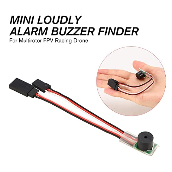 2pc Lost Alarm Helicopter Tracer Tracker Finder Beeper for RC Drone Airplane