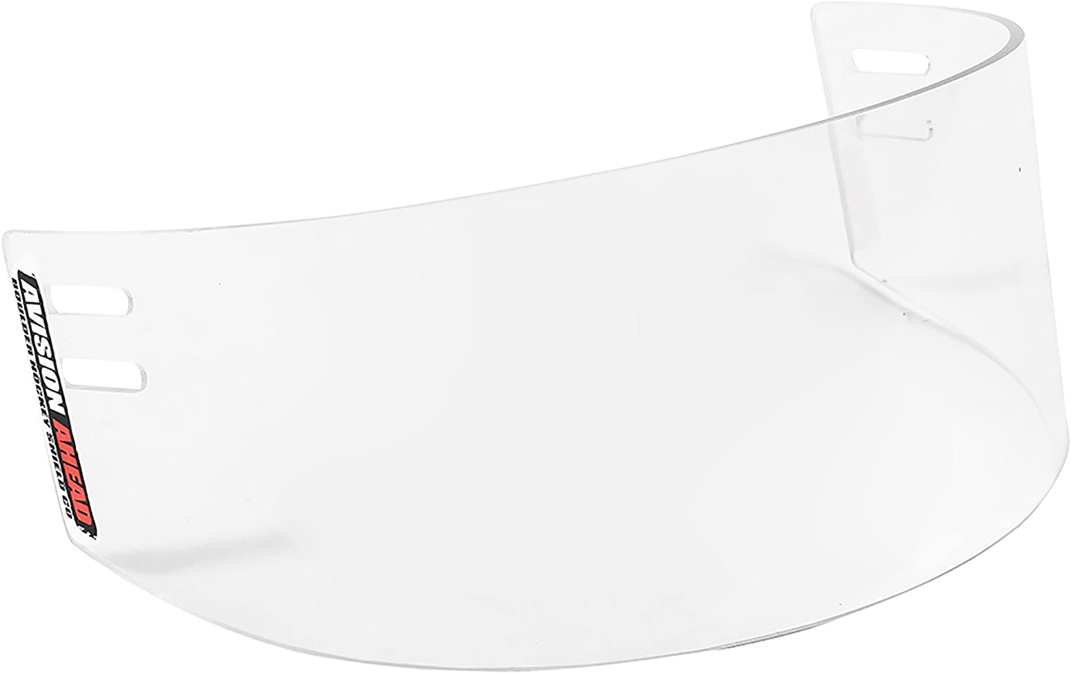 Avision Ahead 20/20 Anti-Fog and Scratch Resistant Polycarbonate Hockey Shield Visor : Hockey Masks And Shields : Sports & Outdoors
