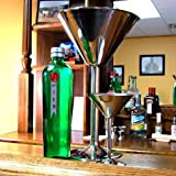 Giant Stainless Steel Martini Glass - Holds 80 oz by American Metalcraft