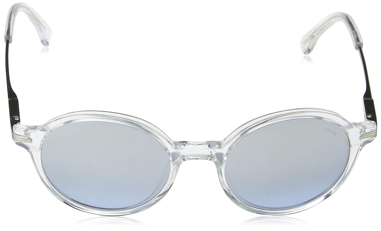 Lozza Damen Sonnenbrille Sl4077M, Blau (Shiny Crystal), Einheitsgröße
