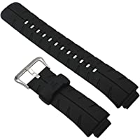 Casio 10188556 Genuine Factory Replacement Resin Watch Band fits G-300-2A G-300-3A G-300-4A G-301B-1A G-301BR-1A G-306X…
