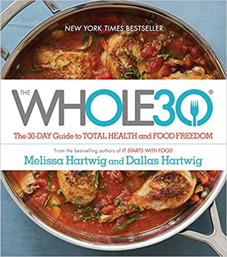 Whole30, Meal Plan, Melanie Mitro, Guide