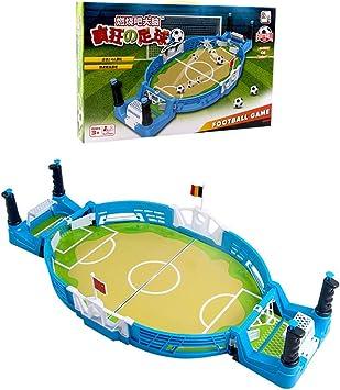Kinder Fussball Flipper Reise Spielzeug Mini Kicker Tisch