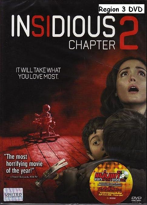 Insidious: Chapter 2 - Language:English, Portuguese, Spanish: Amazon.es: Cine y Series TV
