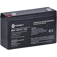 Bateria Selada VLCA 6V 12A BS6-120, VINIK