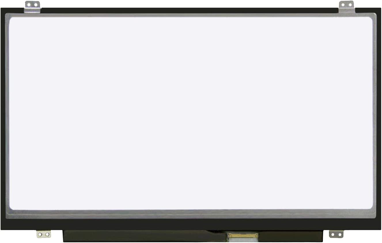 Bblon 15.6'' 40 pins LCD Display Touch Screen for Dell Inspiron 15 3567 3558 NT156WHM-T00