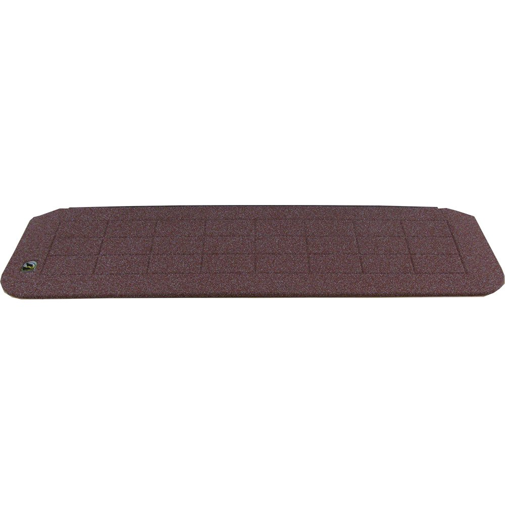 Big Horn BHR1110RB SafePath Transition/Threshold Ramp, X-Large 42'' x 12.25'', Rustic Brick