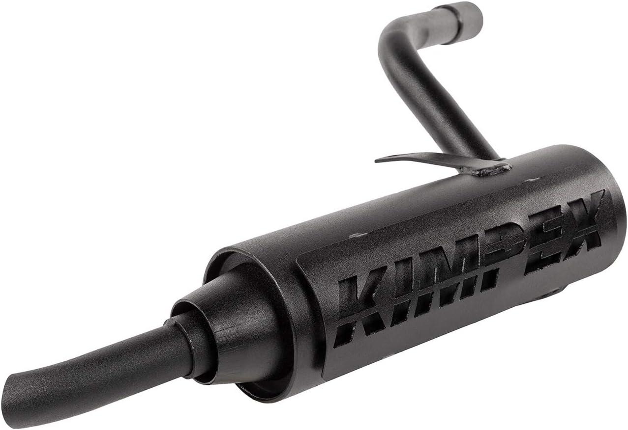 Kimpex Exhaust Slip-on Ref 14310-19B14 Suzuki QuadRunner 250 LT-4WD 1987-1995