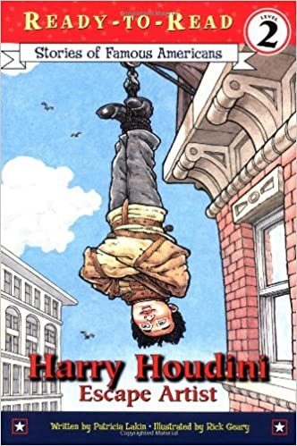 Harry Houdini: Escape Artist (Childhood of Famous Americans (Paperback)) by Patricia Lakin (2002-09-01)
