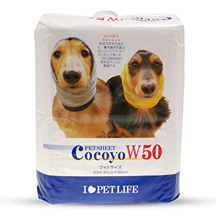 PETCUTE Toallitas de Entrenamiento para Mascotas Empapadores para Perros Almohadillas Desechables de 5capas Super Absorbente para