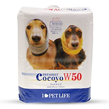 PETCUTE Toallitas de Entrenamiento para Mascotas Empapadores para Perros Almohadillas Desechables de 5capas Super Absorbente para Cachorros Gatos: ...